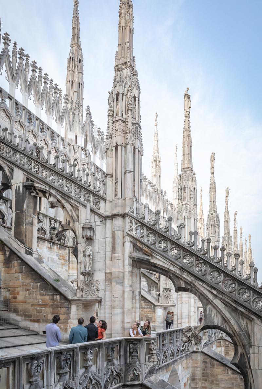 Visite Guidate Tematiche Duomo Di Milano Gennaio Marzo