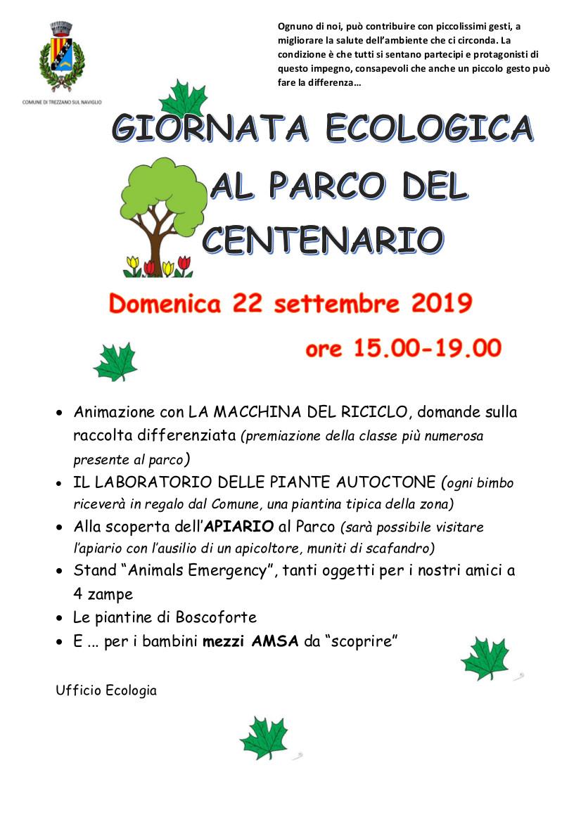 Quiz Ecologia Per Bambini trezzano. giornata ecologica al parco del centenario - mi