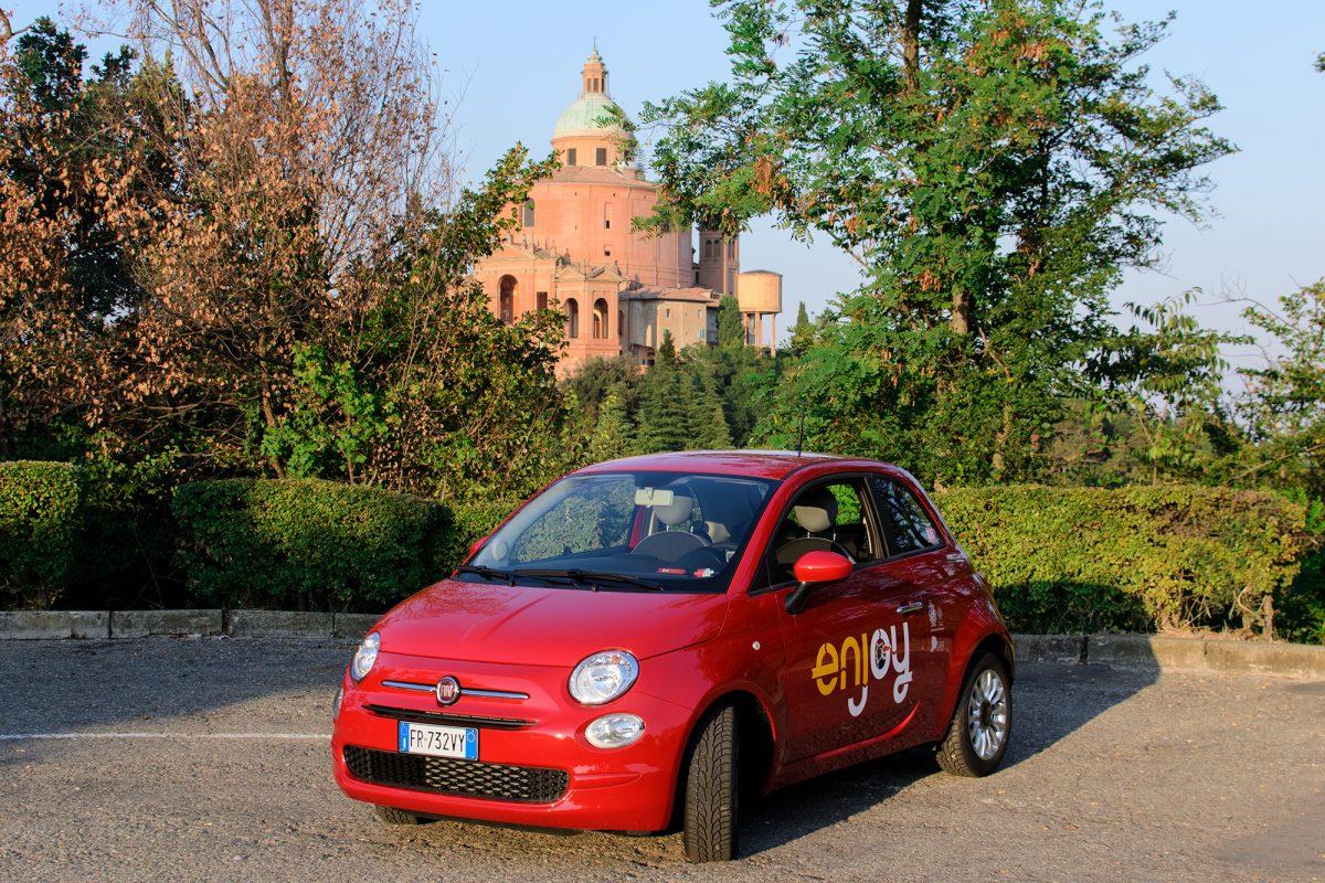Car Sharing A Grande Richiesta Enjoy Torna A Cesano Boscone E