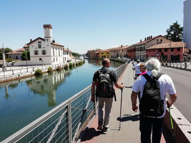 Mare a Milano, tre percorsi: sul Cammino di Sant'Agostino, il Cammino dei Monaci e la Strada delle Abbazie