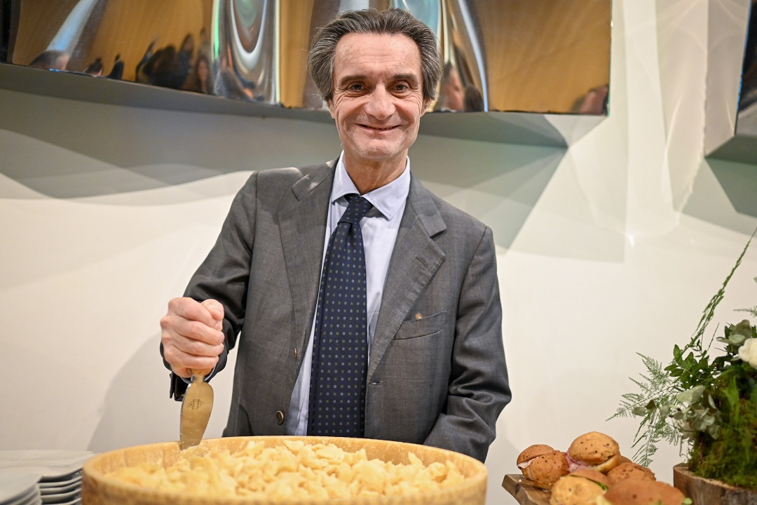 Made in Italy, Fontana e Rolfi: buon lavoro a presidente Zaghini, il Grana Padano è un simbolo vincente della Lombardia