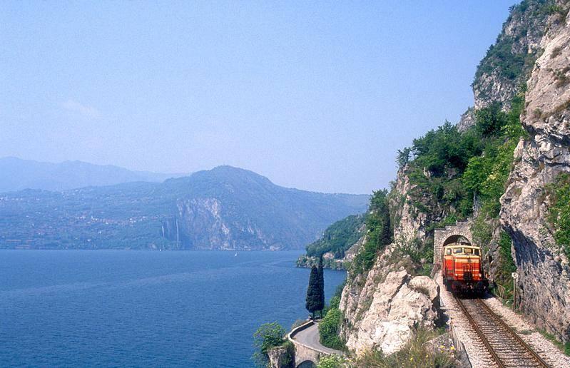 Fra lago e montagna corre il Treno dei Sapori – Foto sito ufficiale Treno dei Sapori