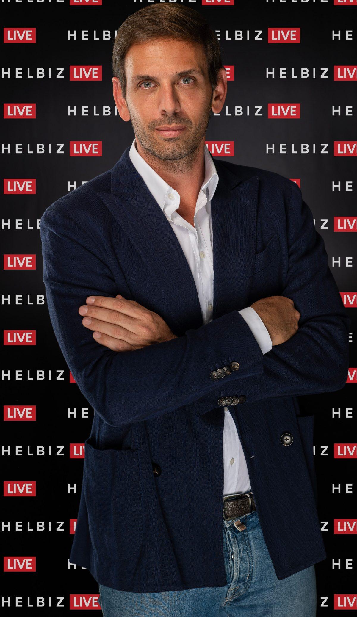Matteo Mammì - CEO Helbiz Medi